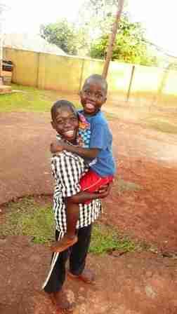 Lomongin and Kiiza